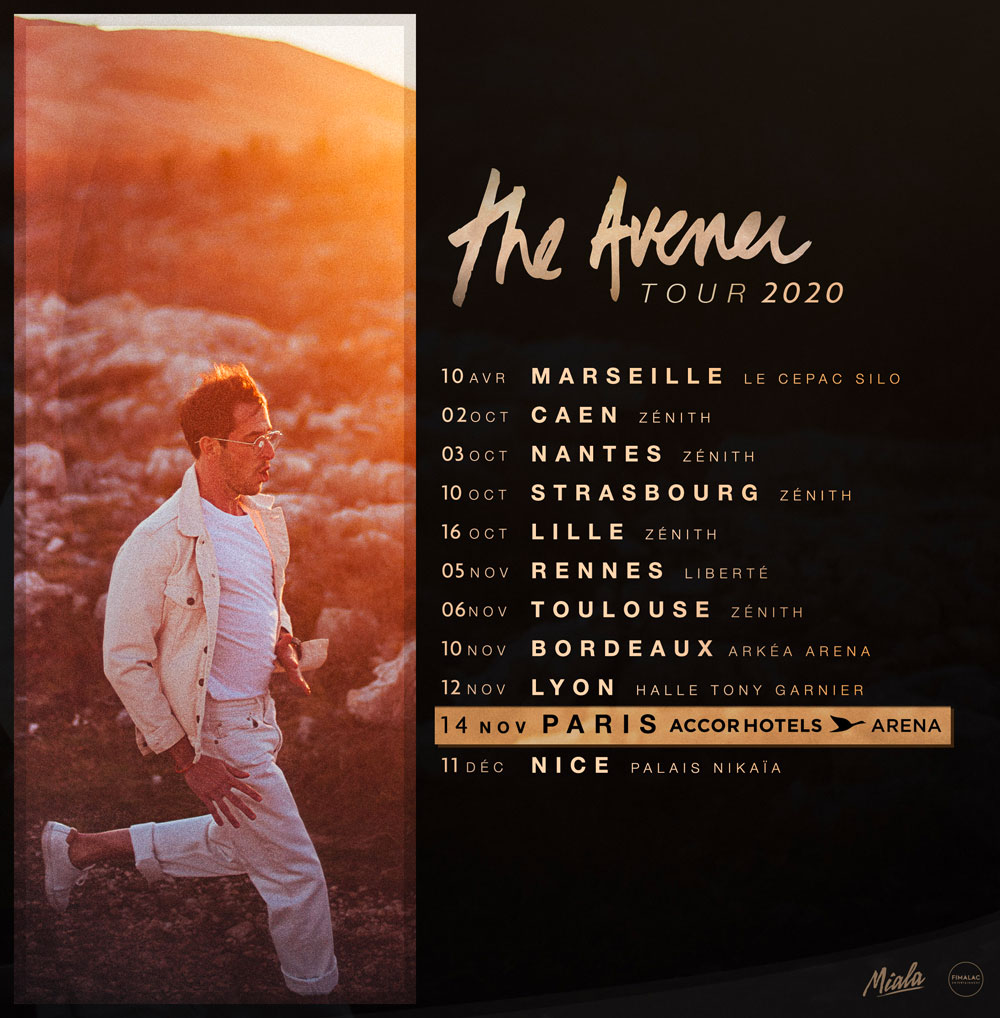 The Avener Tour 2020